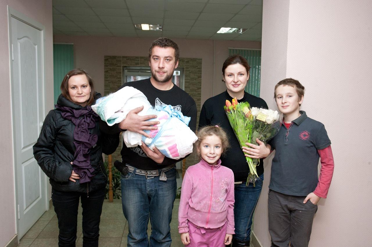 """Многодетная мама Дарина Журавлева: """"Я-ЗА БОЛЬШИЕ СЕМЬИ!"""""""