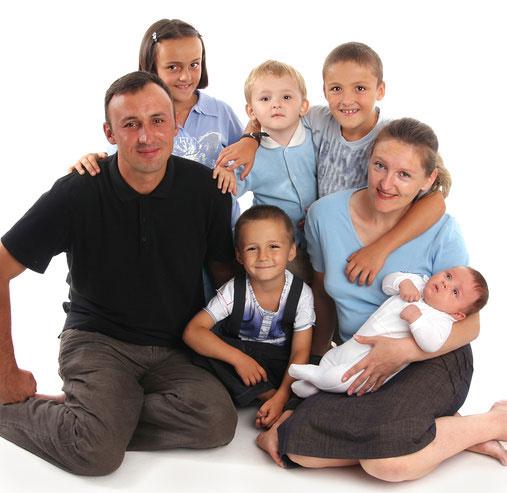 Определение многодетной семьи