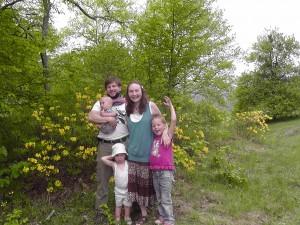 Многодетная мама о важных условиях счастливой многодетности