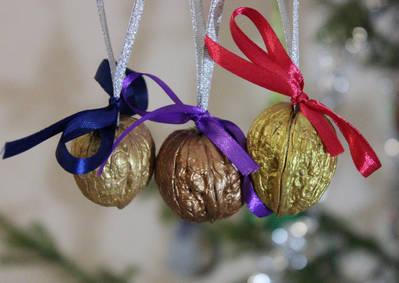 идеи новогодних подарков своими руками  волшебные орешки