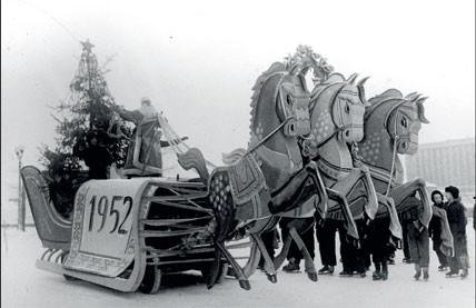 Новый год в СССР
