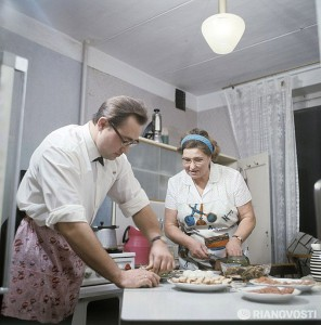 Новый год в СССР подготовка