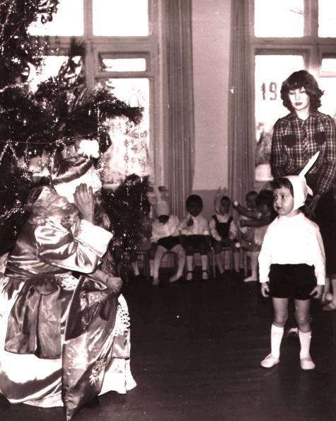 Новый год в СССР детский праздник
