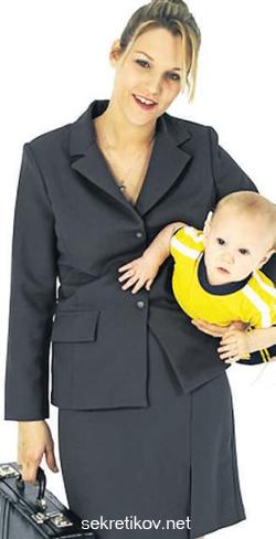 Как совместить материнство и карьеру?