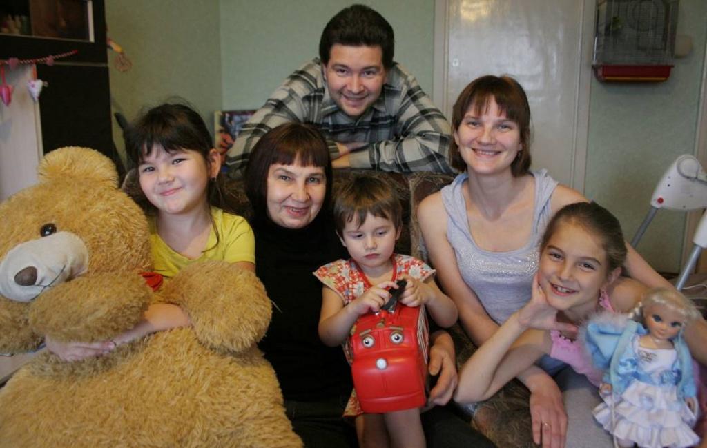 Интервью. Многодетная мама Анастасия Близнюк: «Быть мамой значит постоянно внутренне работать над собой»