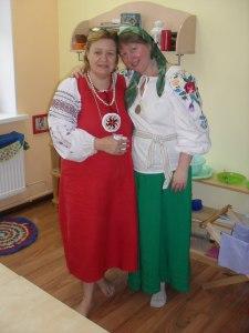 Юлия Шелепина. Елена Кузнецова. Послеродовое повивание